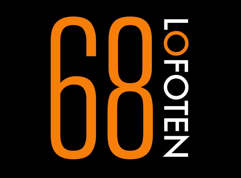 68 Lofoten logo
