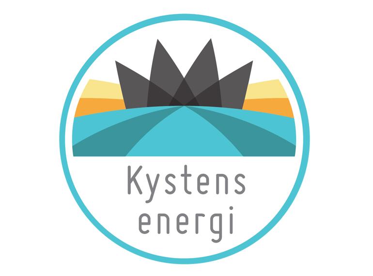 Kystens energi logo