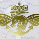 Diplom for Marinejegerkommandoen