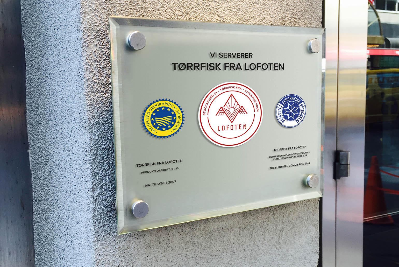 Tørrfisk fra Lofoten | by Sisu design lab