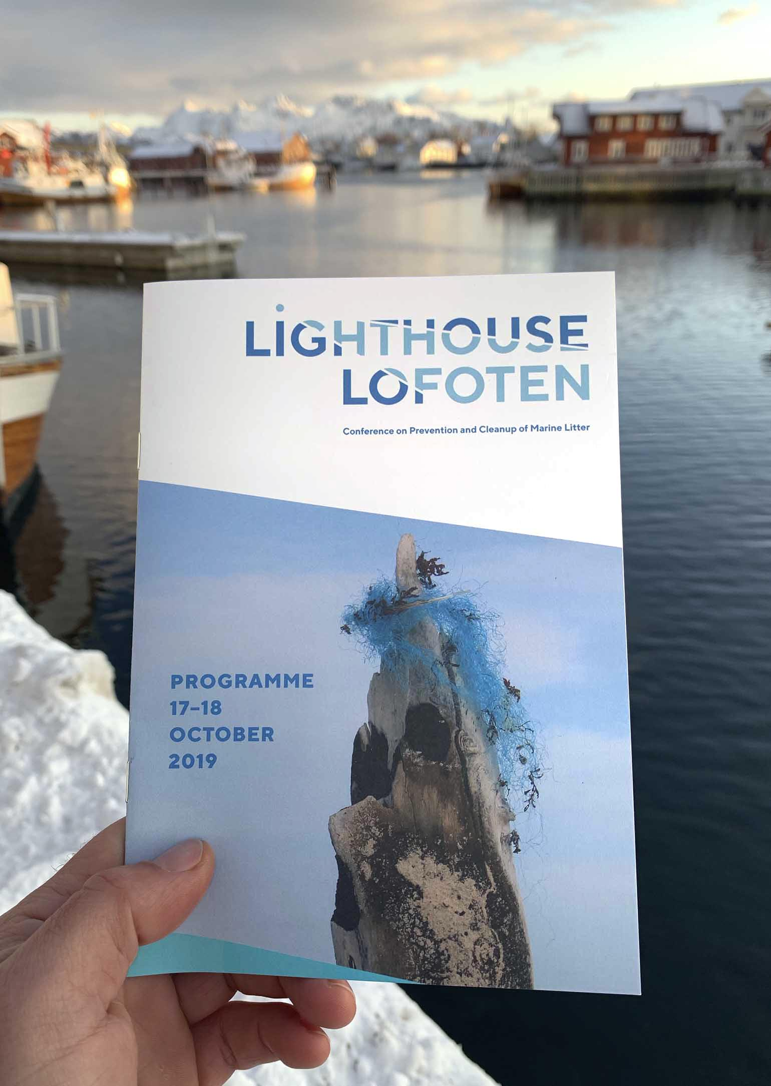 Lighthouse Lofoten